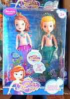 Кукла русалки 2 в наборе , фото 1