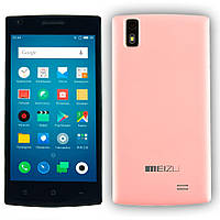 Смартфон Meizu F1 Android.4.4.2.  2 сим,4 дюйма,8 Мп.Pink., фото 1