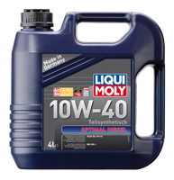 Масло моторное LIQUI MOLY 10w40 Optimal Diesel 4л