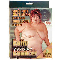Надувная секс-кукла толстушка Betty Fat Girl Bouncer