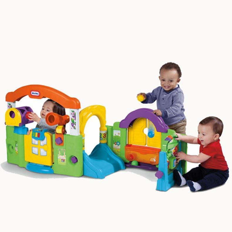 36c6f04284bc Развивающий центр для детей Волшебный домик Little Tikes 632624M ...