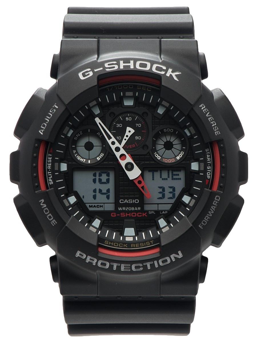 Часы Casio G-Shock GA-100-1A4 В.