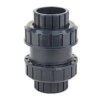 Обратный клапан шаровый ERA диаметр 50 мм