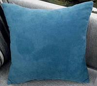 Подушка 40х40 (голубая)