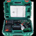 Аккумуляторный шуруповерт на 14 Вольт DWT ABS-14.4 BLi-2 BMC, фото 6