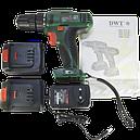 Аккумуляторный шуруповерт на 14 Вольт DWT ABS-14.4 BLi-2 BMC, фото 7