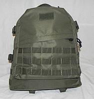 Рюкзак молодежный городской (олива), фото 1