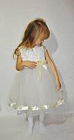 Нарядное , пышное платье для девочки  2-4 года
