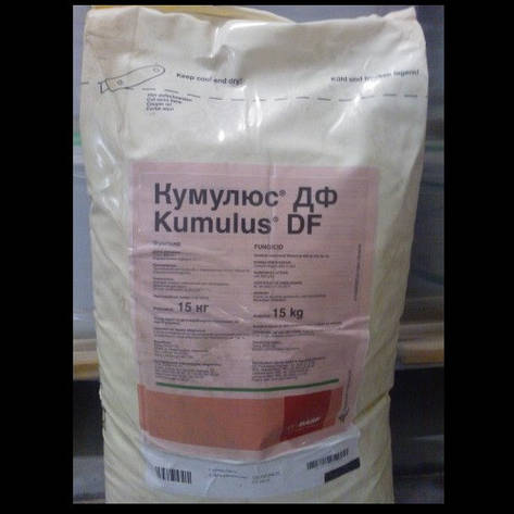 Кумулюс ® ДФ в.г, фунгицид 15кг, фото 2