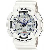 Часы Casio G-Shock GA-100A-7A В., фото 1