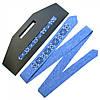 Тонкий вышитый  галстук. 3 цвета!