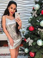 Классное вечернее платье из пайетки   , фото 1