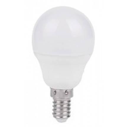 Светодиодная лампа Z- LIGHT ZL1001 8W G45 E14 4000K Код.59157, фото 2