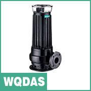 WQDAS-CB канализационные насосы с режущим колесом