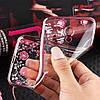 Чехол силиконовый TPU Glaze rose gold для Meizu M5s, фото 4