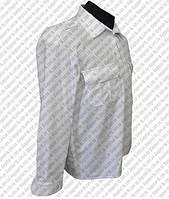 0e43f27f34e Рубашка форменная белая длинный рукав в Украине. Сравнить цены ...
