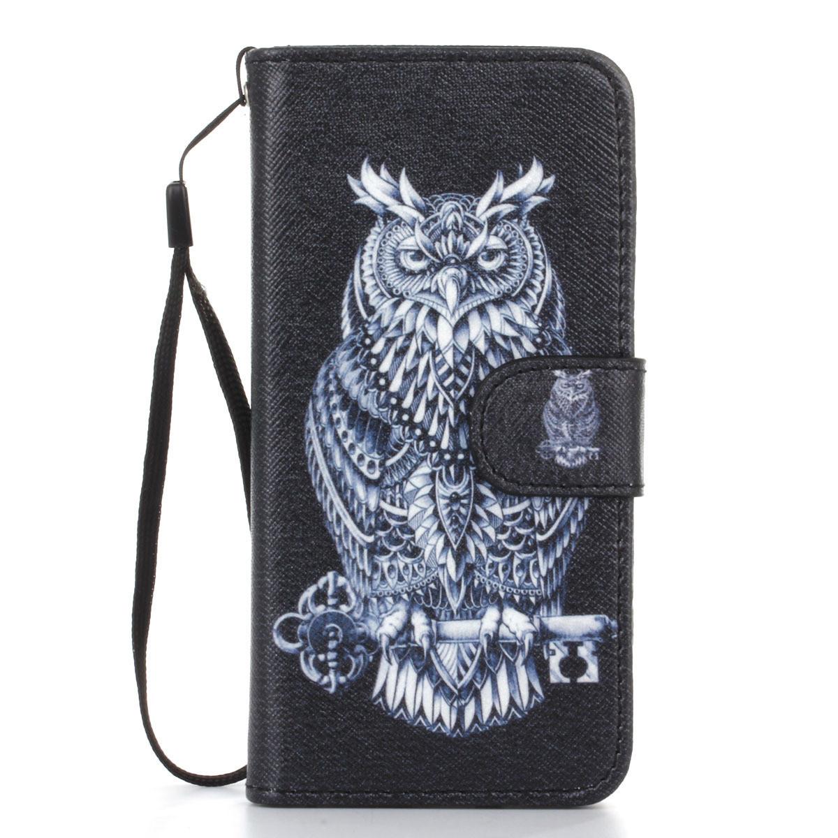 Чохол-книжка Artcase Owl для Samsung Galaxy J5 2015/J500
