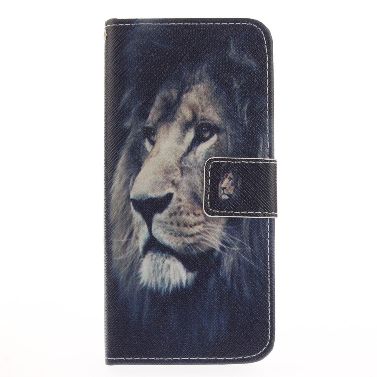 Чохол-книжка Artcase Lion для Meizu M5 Note