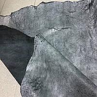 Кожа 1,6mm серый состаренный 155кв.дц ITALY