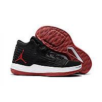 Баскетбольные кроссовки Nike Jordan Melo 13 Black Red, фото 1