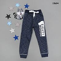Теплые штаны для мальчика. 92, 116, 128 см, фото 1