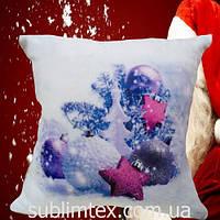"""Подушка с полной запечаткой ST """"Winter"""""""