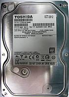 HDD 500GB 7200 SATA3 3.5 Toshiba DT01ACA050 неисправный X2D94K1GSWK5, фото 1