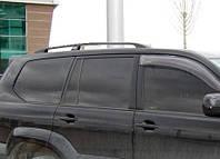 "Рейлинги Toyota Prado 120 ""Черний"""