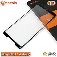 Захисне скло Mocolo Google Pixel 2 XL 3D (Black), фото 1