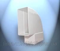 Колено горизонтальное D\KPO 110*55  Dospel
