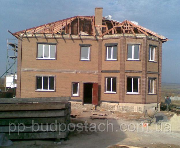 Как построить дом на старом фундаменте?
