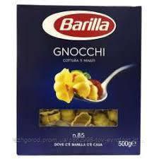 Макароны Barilla gnocchi  500 h.