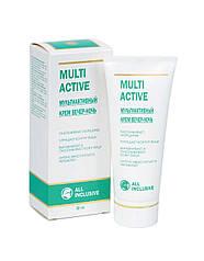 Multi active Мультиактивний крем вечір-ніч
