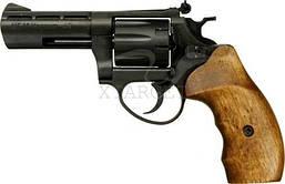 Револьвер флобера ME 38 Magnum 4R черный, дерев. рукоятка, 241129, 4 мм
