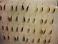 Мормышка Сегмент 2,2 (0,5 г) Вольфрам