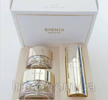 Набор антивозрастной косметики люкс со стволовыми клетками нарцисса Hera Signia Deluxe 10+10+5 мл
