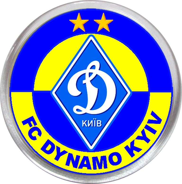 Значок (магнит) ФК Динамо