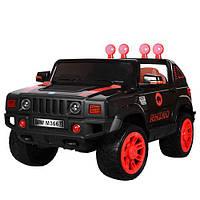 Детский двухместный электромобиль джип на радиоуправлении M 3667EBLR-2-3 Bambi