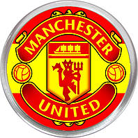 Значок (магнит) ФК Манчестер Юнайтед