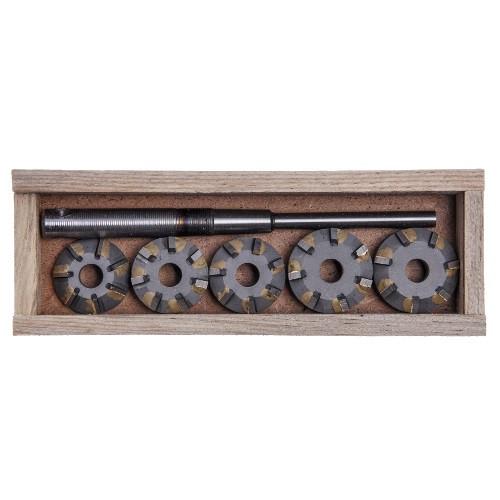 Набір зенкеров для сідел клапанів (1500см3), АЗЛК ШАРЖ-7Р SNG