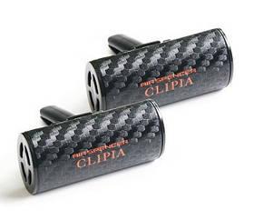 Ароматизатор автомобильный Eikosha Giga Clipia II Blue Musk