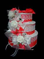 Тортик для денег Розы