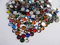 Стразы ss10 Mixed colors, стекло, 1440шт.(2.8мм)