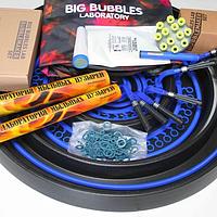 Реквизит мега набор для шоу мыльных пузырей Акция