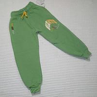 Детские спортивные штаны утепленные 2-4 года