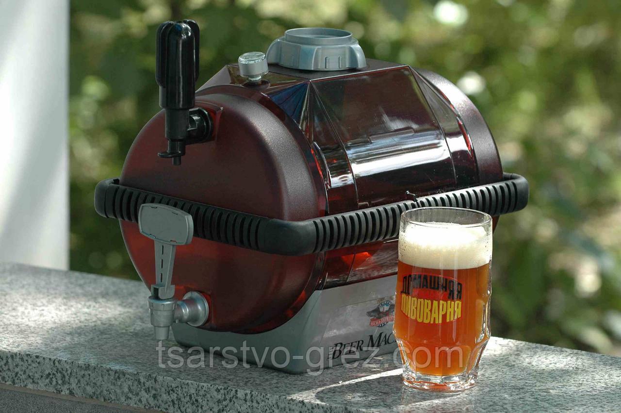 Домашняя мини-пивоварня Beer Machine М2000