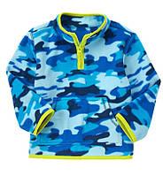 Пуловер флисовый Crazy8 для мальчика, 5Т