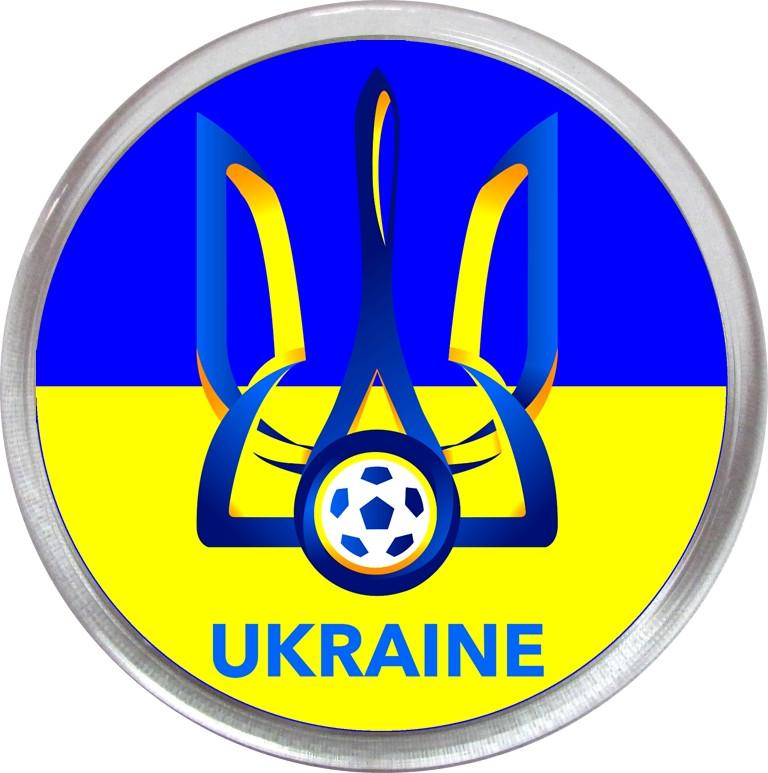 Значок (магнит) Украина