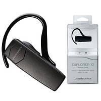 Bluetooth гарнитура Plantronics Explorer 10 черный