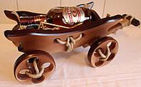 Сувенірний возик для зберігання алкоголю